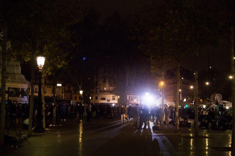 La deuxième nuit, rassemblement, 2015 – 2016