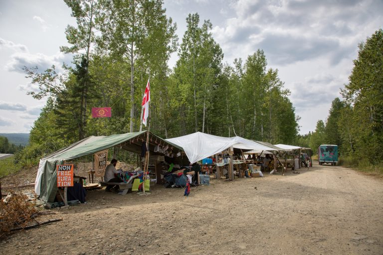 Le Camp en août 01, 2017 - 2018