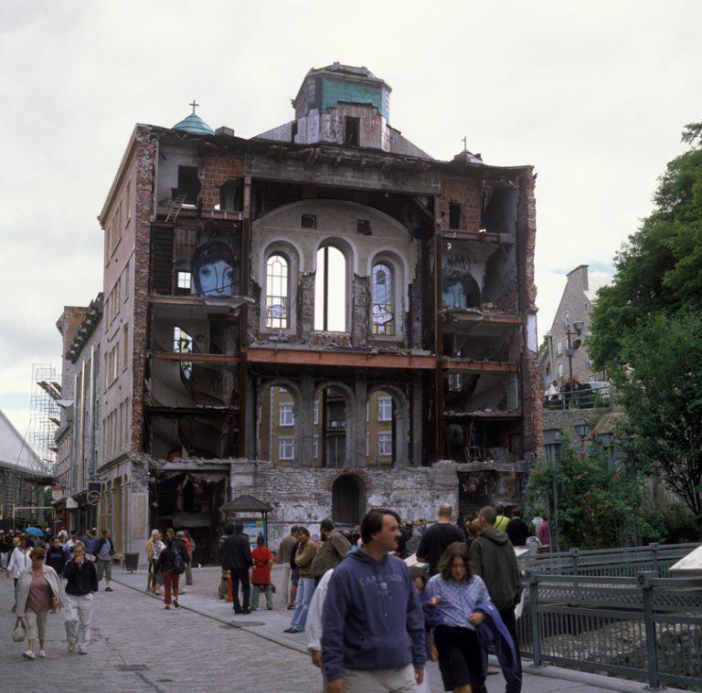 La mémoire des murs, 2007 – 2008
