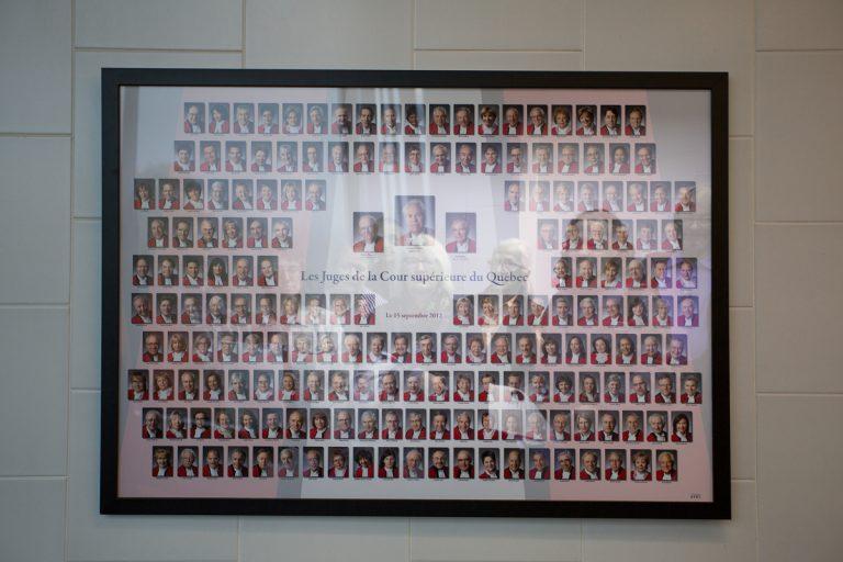 Ordre (Palais de justice), 2016 - 2017