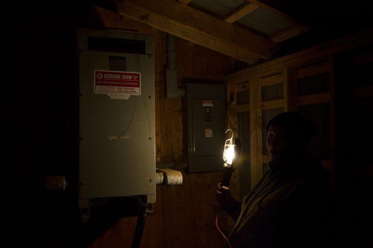 Stéphanie à la lanterne, 2016 - 2017