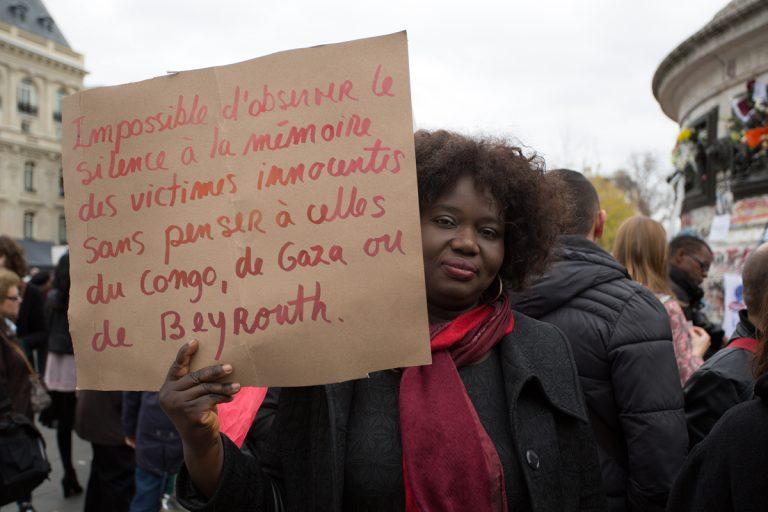 La mémoire des victimes, 2015 – 2016