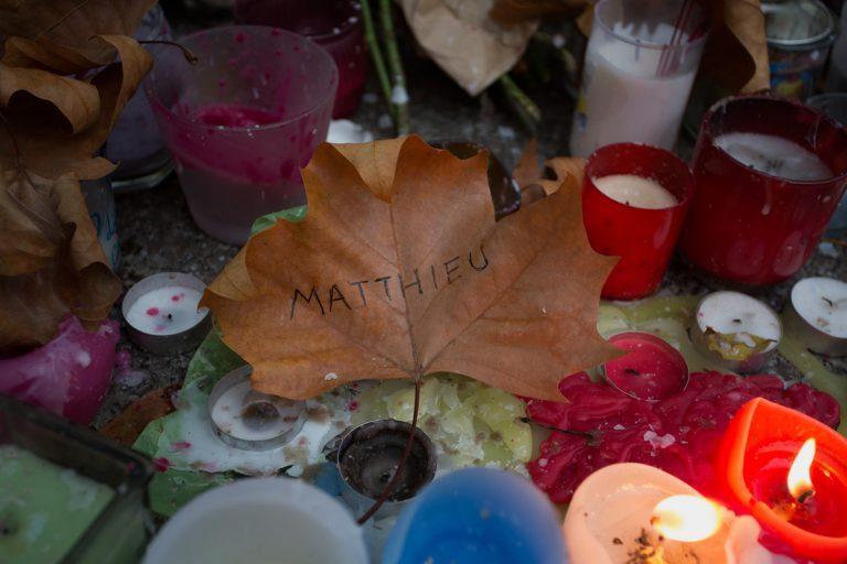 Matthieu, 2015 – 2016