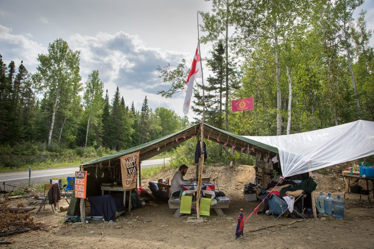 Le Camp en août 02, 2017 - 2018